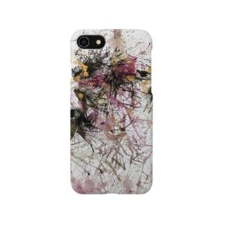花火の様に儚い想い Smartphone cases