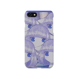 分裂増殖 Smartphone cases