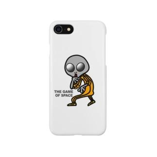宇宙遊戯 ポスターバージョン Smartphone cases
