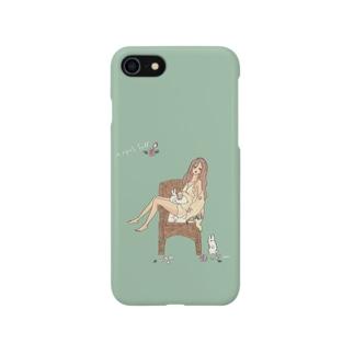 秋の気配 Smartphone cases