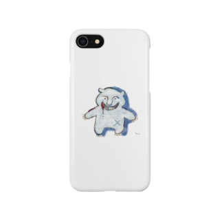 スプラッターベア Smartphone cases