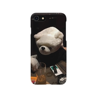 生ける屍シロクマ Smartphone cases