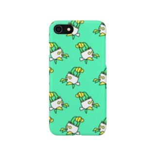 ヒボたんの行進 Smartphone cases