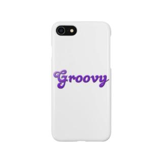 GROOVY Smartphone cases