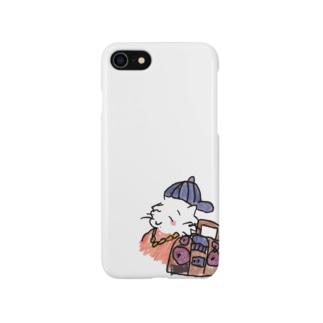 LINEスタンプNo3 Smartphone cases