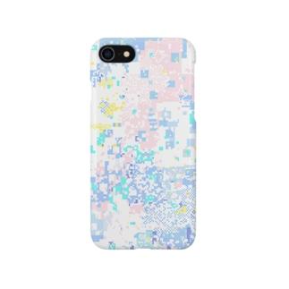 Pixel debris Smartphone cases