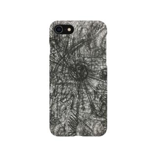 殺意 Smartphone cases