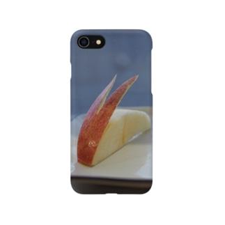 りんごのiPhoneケース🍎 Smartphone cases