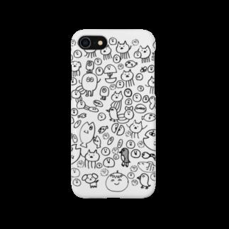 シャブ岡幼稚園の寄生~パラサイト~ Smartphone cases