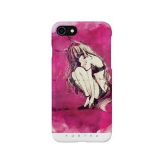 オオカミ少女 *art Smartphone cases