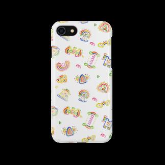 KiKiTRiP Magのにじ〜ず! Smartphone cases