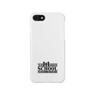 Horror Holic School LOGO GOODS Smartphone cases