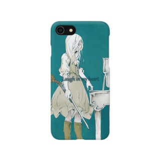 Laugh in my heart Smartphone cases