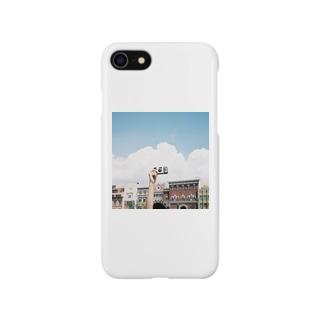 夏空をキリトル Smartphone cases