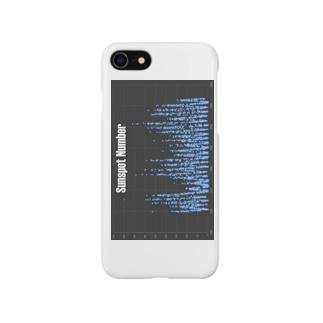 SunspotNumber Smartphone cases