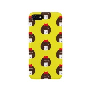 GIRL iPhone7 スマートフォンケース