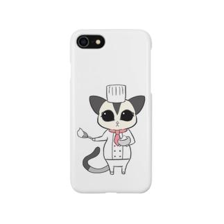 パティシエモモンガ Smartphone cases