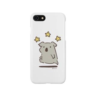 Kucchの気まぐれコアラ Smartphone cases