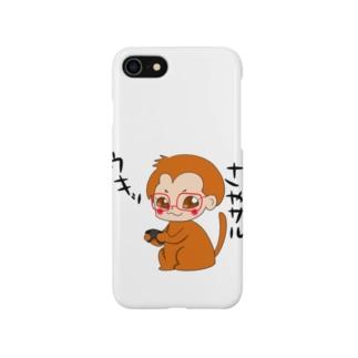 F.Tさやかのさやサル Smartphone cases