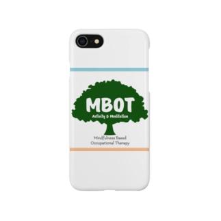 MBOT公式グッズ(空と大地バージョン) Smartphone cases