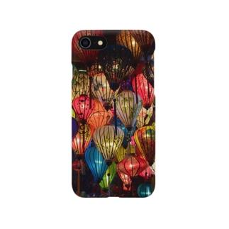 ホイアンのランタン Smartphone cases