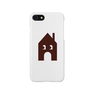 はうす Smartphone cases