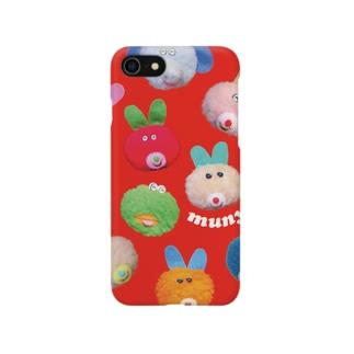 ほのぼのどうぶつちゃん☁︎ Smartphone cases
