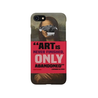 モナリ○ Smartphone cases