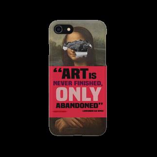 ksk___01のモナリ○ Smartphone cases
