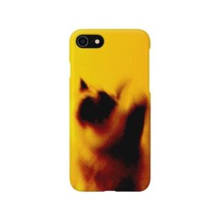 とろろのiPhoneケース#2(iPhone7・8専用) Smartphone cases