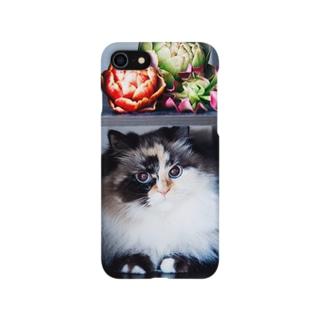 とろろのiPhoneケース#1(iPhone7・8専用) Smartphone cases