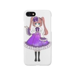 紫 Smartphone cases