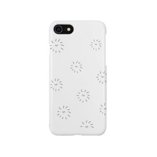 ケサランパサランちゃん Smartphone cases