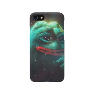 憎らしいぺぺ Smartphone cases