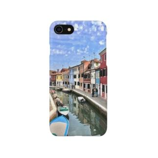 ブラーノ島 Smartphone cases