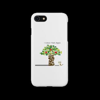Frydayのりんごが欲しいねこ Smartphone cases