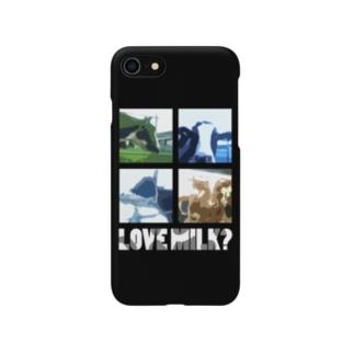 LOVE MILK? スマートフォンケース