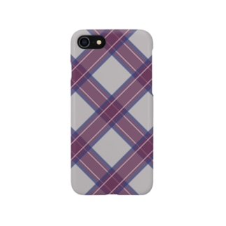 RD×GR PLAID Smartphone cases