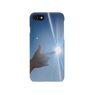 キラーん。 Smartphone cases