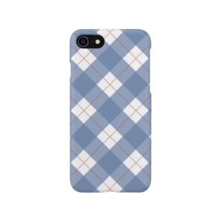 BL×RD PLAID Smartphone cases