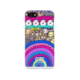 666 666 Smartphone cases