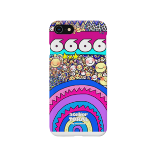 atelierTORAL by  mizukiitosの666 666 Smartphone cases