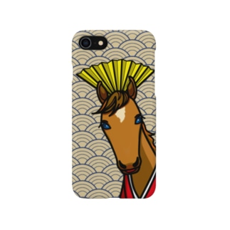 Monthly Horses_12K Smartphone cases