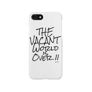 The VACANT World is OVER !! Smartphone cases