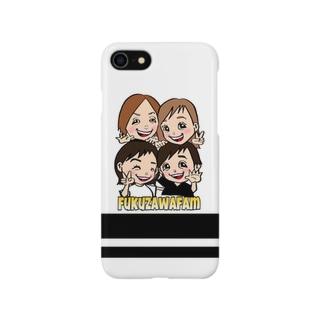 ふくざわ様 Smartphone cases