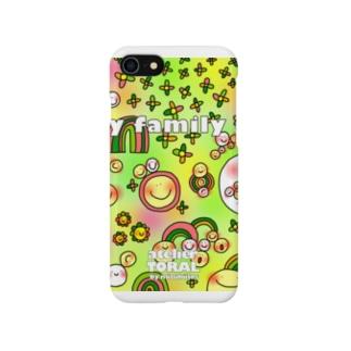 happy family circle Smartphone cases