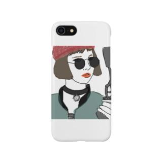 殺し屋少女 Smartphone cases