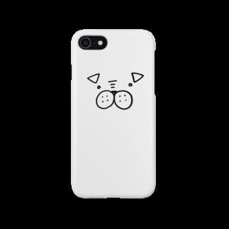 ぱぐしき会社 どんのパグのグッズって意外と少ない Smartphone cases