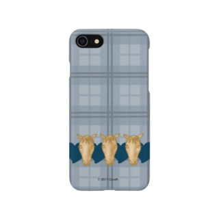 Monthly Horses_1Cookie Smartphone cases