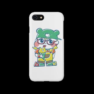 someringoのくま Smartphone cases